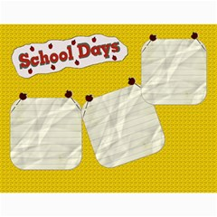 2015 Calender For School Teachers By Danielle Christiansen   Wall Calendar 11  X 8 5  (12 Months)   Zkt0hqvufajs   Www Artscow Com Month