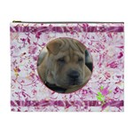 Floral Fun XL Cosmetic Case - Cosmetic Bag (XL)