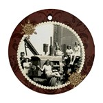 Stath Family - Ornament (Round)