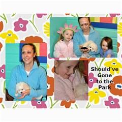 Meg 2011 By Melanie Guest   Wall Calendar 11  X 8 5  (12 Months)   Wly6eytod91g   Www Artscow Com Month