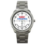 SMC Watch - Sport Metal Watch