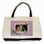 Tote Bag- Cherished Memories - Basic Tote Bag