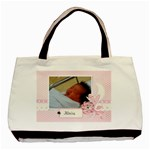 Tote Bag- Baby Girl - Basic Tote Bag