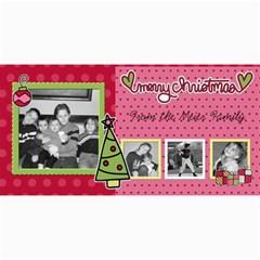 Multi Photo Card 1 By Martha Meier   4  X 8  Photo Cards   Qqsejel8om0v   Www Artscow Com 8 x4 Photo Card - 2