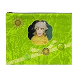 Lime Juice XL Cosmetic Case - Cosmetic Bag (XL)