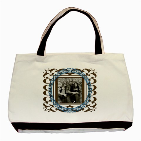 Framed Bag By Amanda Bunn   Basic Tote Bag   Zgnxp8m6gec0   Www Artscow Com Front