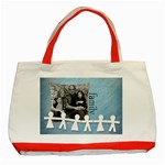 Family Classic Tote - Classic Tote Bag (Red)