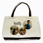 Family Tote Bag - Basic Tote Bag