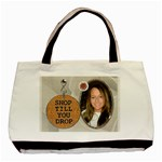 Shop Till You Drop Classic Tote Bag