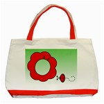 Ladybug - TOTE BAG - Classic Tote Bag (Red)