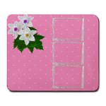 FLOWERS - MOUSEPAD - Large Mousepad