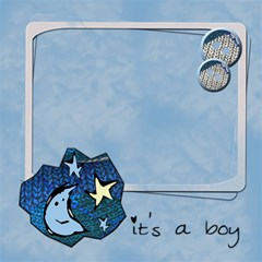 Baby Boy   Magic Cube By Carmensita   Magic Photo Cube   Igrdn2xk5nlp   Www Artscow Com Side 3