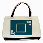 Snowflakes - Basic Tote Bag