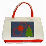 Christmas bag - Classic Tote Bag (Red)