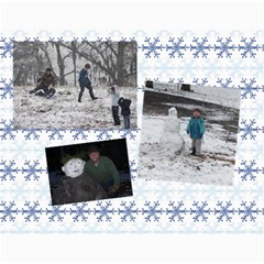 Dad & Jane 2011 By Christy Wills   Wall Calendar 11  X 8 5  (12 Months)   1cahwz3wd0wz   Www Artscow Com Month