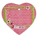 Love & hearts ornament - Ornament (Heart)