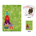 Gumdrops Tree Cards - Playing Cards Single Design