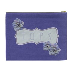 Tops By Cheryl   Cosmetic Bag (xl)   Me0dxqwc6eio   Www Artscow Com Back