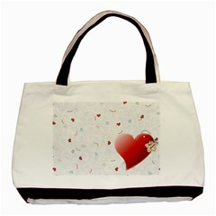My Heart By Daniela   Basic Tote Bag (two Sides)   P4iz401yrq4n   Www Artscow Com Back