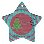 Christmas tree - Ornament (Star)