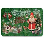 Christmas remember when large door mat - Large Doormat