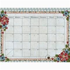 2011 Calendar By Anne Cecil   Wall Calendar 11  X 8 5  (12 Months)   Tuqj19qk1vxu   Www Artscow Com Jul 2011