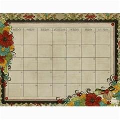 2011 Calendar By Anne Cecil   Wall Calendar 11  X 8 5  (12 Months)   Tuqj19qk1vxu   Www Artscow Com Mar 2011