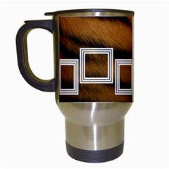 Tiger   Travel Mug By Carmensita   Travel Mug (white)   6xvlcd0xvcps   Www Artscow Com Left