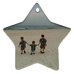 My Sweet Angels By Cindy Blair Speigle   Star Ornament (two Sides)   K0xlwtzrdkk1   Www Artscow Com Back