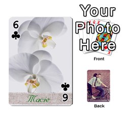 Cards By Jessica   Playing Cards 54 Designs   H4y97ijv0aa2   Www Artscow Com Front - Club6