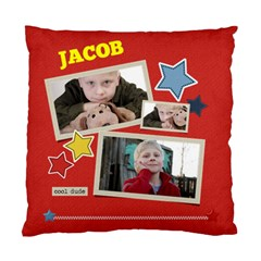 Jacob Cushion Case By Nicole Nalley   Standard Cushion Case (two Sides)   9bxqymst3jn0   Www Artscow Com Back