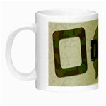 Dad Cammo Mug - Night Luminous Mug