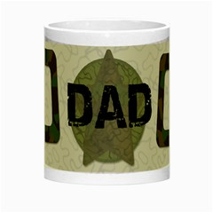 Dad Cammo Mug by Amanda Bunn Center