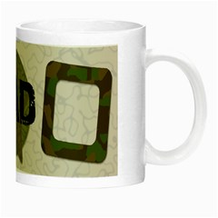 Dad Cammo Mug by Amanda Bunn Right