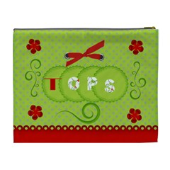 Tops3 By Cheryl   Cosmetic Bag (xl)   Jhcxy0zz07ip   Www Artscow Com Back