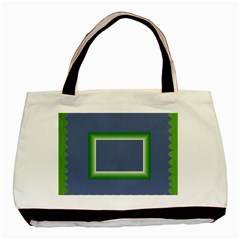 Green Frames By Daniela   Basic Tote Bag (two Sides)   Fc0g799ian34   Www Artscow Com Back