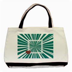 Red   Green Bag By Daniela   Basic Tote Bag (two Sides)   F5ponfxgehi7   Www Artscow Com Front
