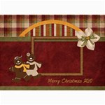 7x5 Card-Gingy Holiday 1001 - 5  x 7  Photo Cards