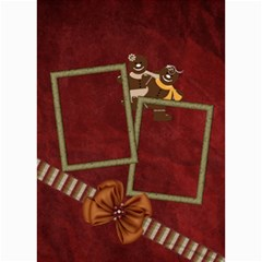 5x7 Card Gingy Holiday 1002 By Lisa Minor   5  X 7  Photo Cards   Aac2vbt9h8qb   Www Artscow Com 7 x5 Photo Card - 2