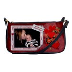 You re My Everything Shoulder Clutch Bag