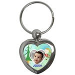 Pere Noel Heart Chain - Key Chain (Heart)