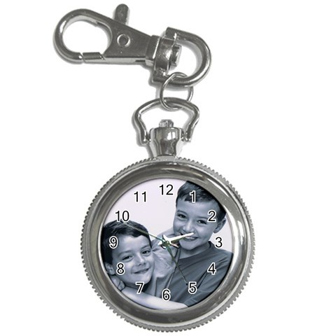 Keychain Boys By Roberta Alton   Key Chain Watch   Bfg4f2myglw3   Www Artscow Com Front