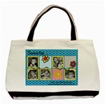 Whirlygig tote - Basic Tote Bag