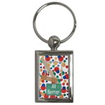 Keychain All Better 1002 - Key Chain (Rectangle)
