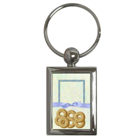 Key Chain Foodie 1002 By Lisa Minor   Key Chain (rectangle)   Gtirwod61tti   Www Artscow Com Front