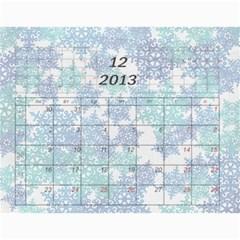 Nature Calendar 2012 By Galya   Wall Calendar 11  X 8 5  (12 Months)   Cd9sguhgwjmt   Www Artscow Com Dec 2012