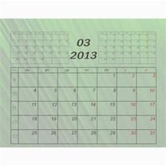 Nature Calendar 2012 By Galya   Wall Calendar 11  X 8 5  (12 Months)   Cd9sguhgwjmt   Www Artscow Com Mar 2012