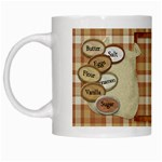 Mug-Scents of Christmas 1003 - White Mug