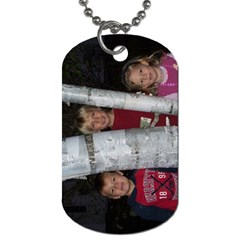 Jill By Melanie   Dog Tag (two Sides)   B7lh6e0blf1z   Www Artscow Com Back