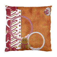 Pillow I Heart Christmas 1001 By Lisa Minor   Standard Cushion Case (two Sides)   Nrf1y3p5xyts   Www Artscow Com Front